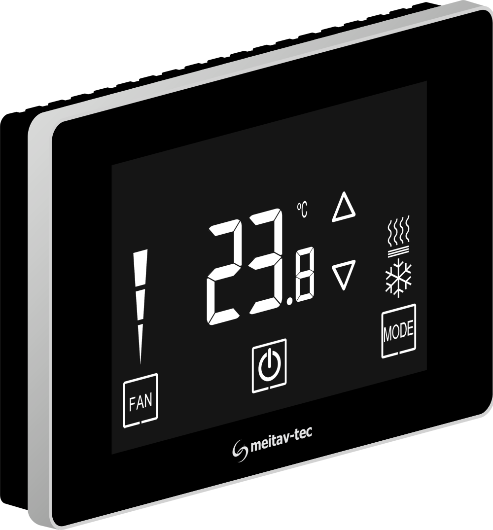 touch screen thermostats archives meitav tec. Black Bedroom Furniture Sets. Home Design Ideas